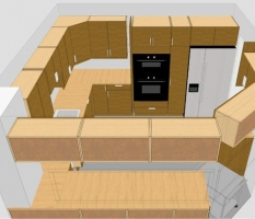 KitchenIsometric